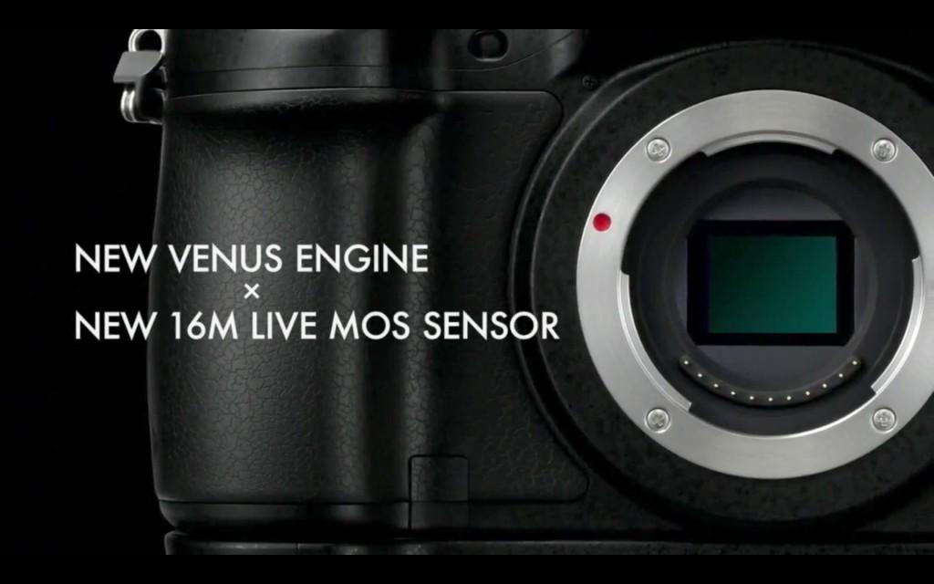 GH3 16Meg Venus Engine