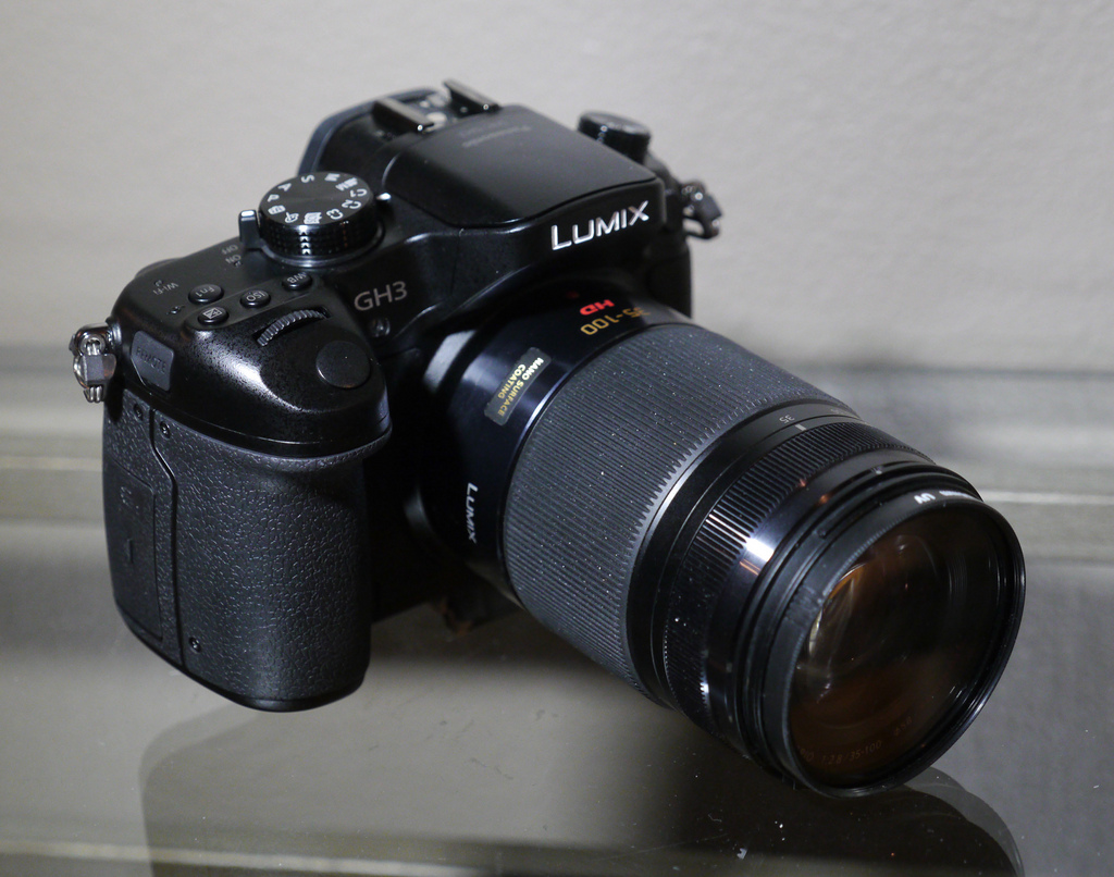 GH3 with X 35-100 f2.8